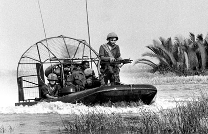What is an Airboat? - Flat Bottom Boat World