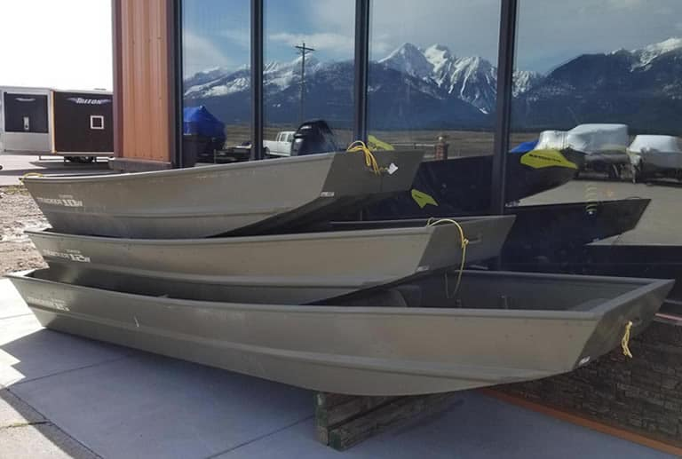 Jon Boat Buyer's Guide – Flat Bottom Boat World