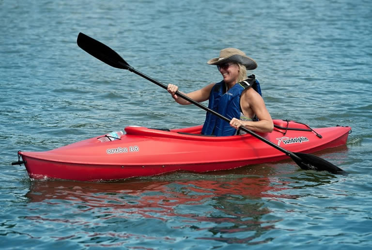 What is the best sit in kayak