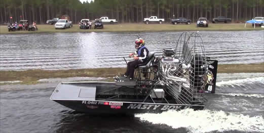 airboat racing