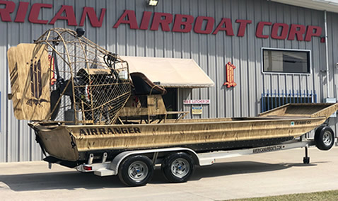 American airboat corp airboat