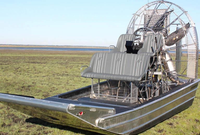 How much does an airboat cost