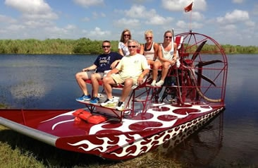 privately owned airboat
