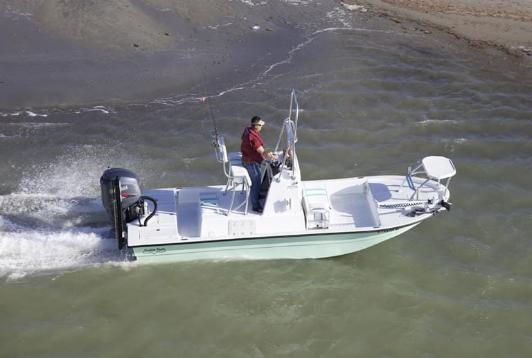 Best shallow water boat