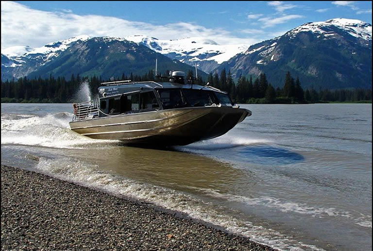 best shallow water boats