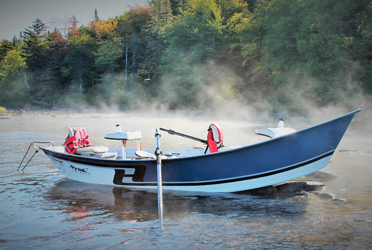 Drift boat buyer's guide. What to look for in a drift boat.