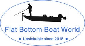 Flat Bottom Boat World Logo
